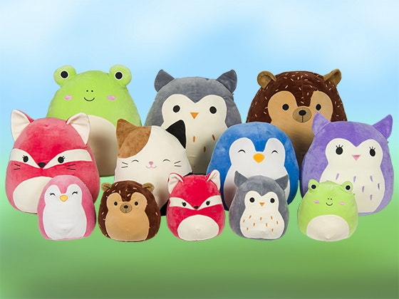 Squishmallows Squad from Kellytoy sweepstakes