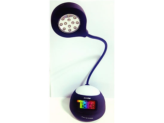 desk lamp/digital alarm clock sweepstakes