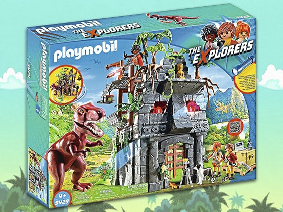 T-Rex Playset from PLAYMOBIL sweepstakes