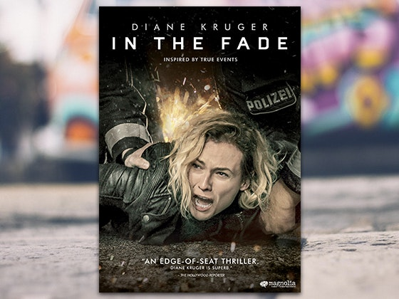 """In the Fade"" on Blu-ray sweepstakes"