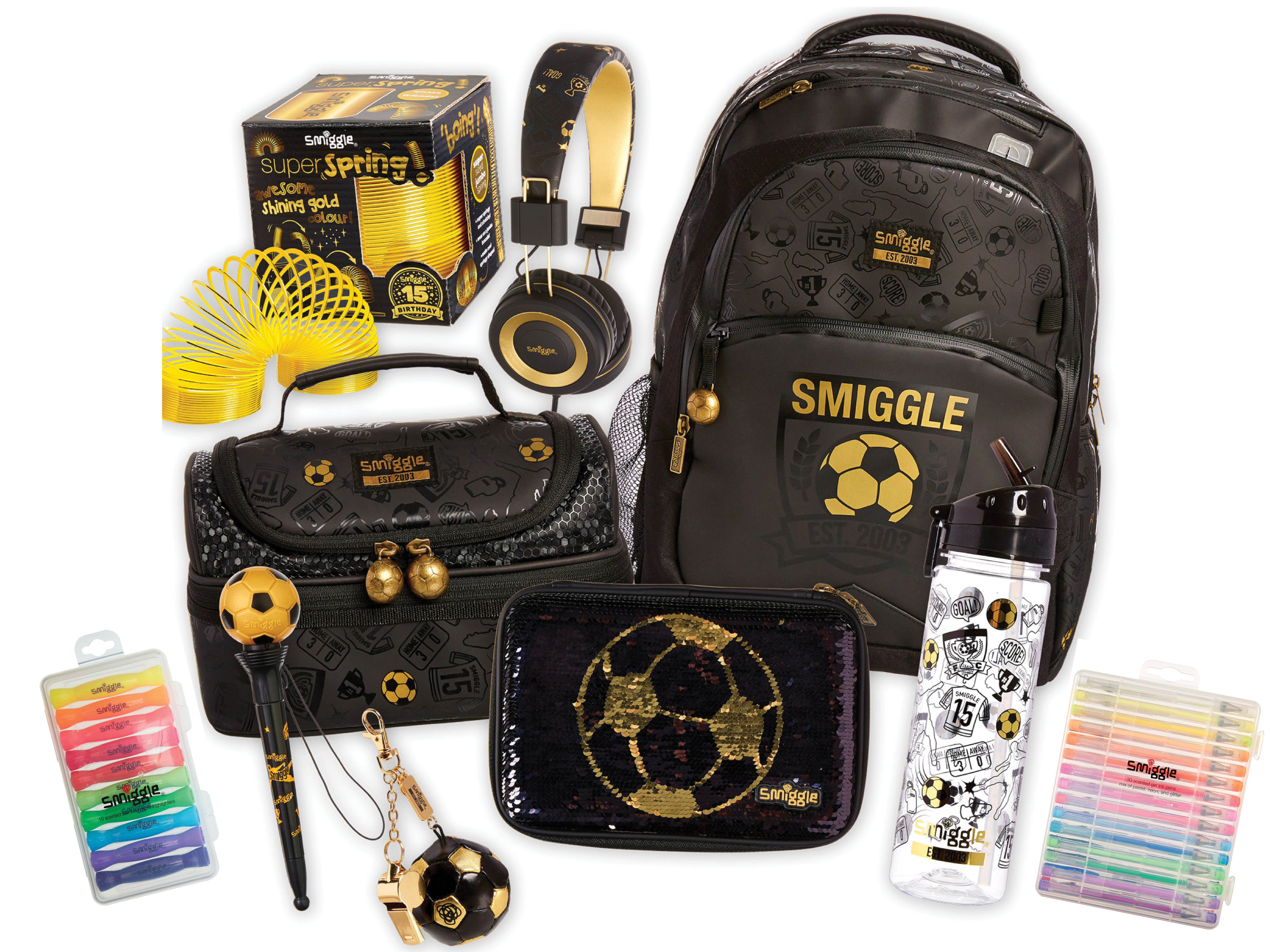 Smiggle 15th bday  sweepstakes