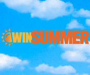 WIn SUmmer sweepstakes