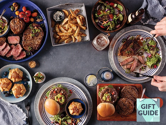 Father's Day Gift Guide: Omaha Steaks Father's Day Package sweepstakes