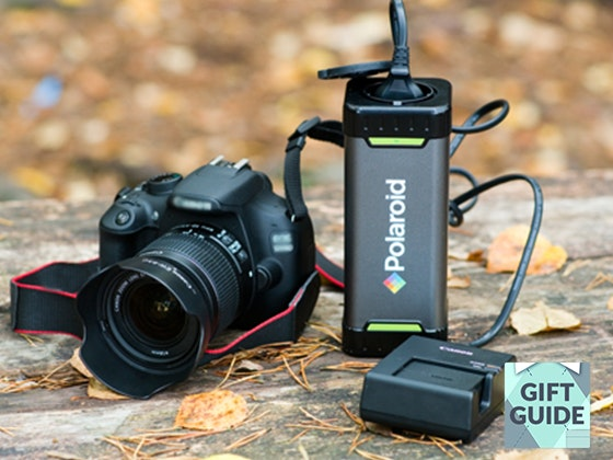 Father's Day Gift Guide: Polaroid PS100 Portable Power Supply Generator sweepstakes