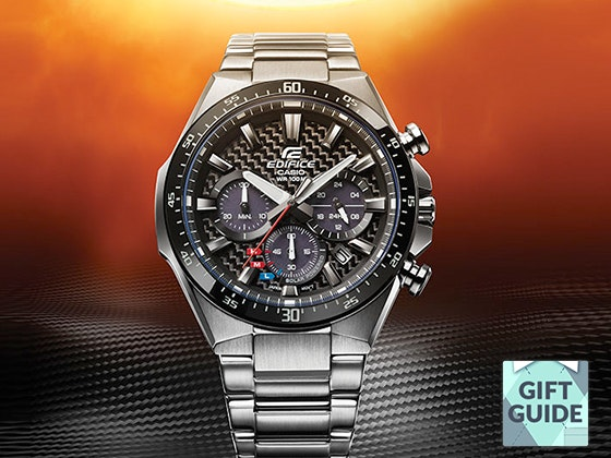 Father's Day Gift Guide: Casio EQB900 Watch sweepstakes
