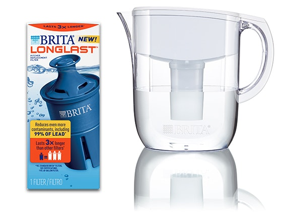 Brita Grand Pitcher, Brita Longlast™ Filter Replacements, & a Novica Drinkware Set sweepstakes