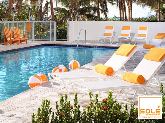 Stay for Two at Solé on the Ocean Resort in Miami sweepstakes