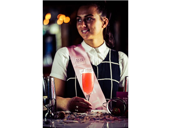 A cocktail masterclass, A Be At One bar tab & A be at one goodie bag  sweepstakes