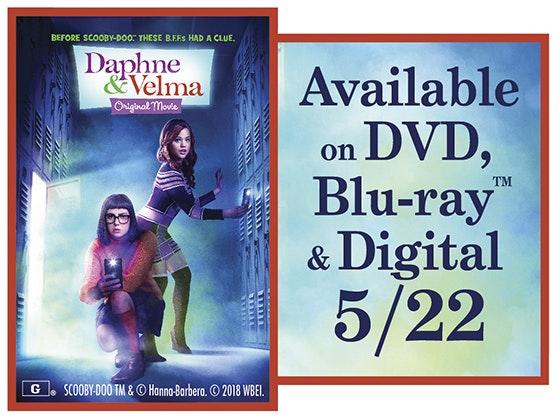 """Daphne & Velma"" on Digital sweepstakes"
