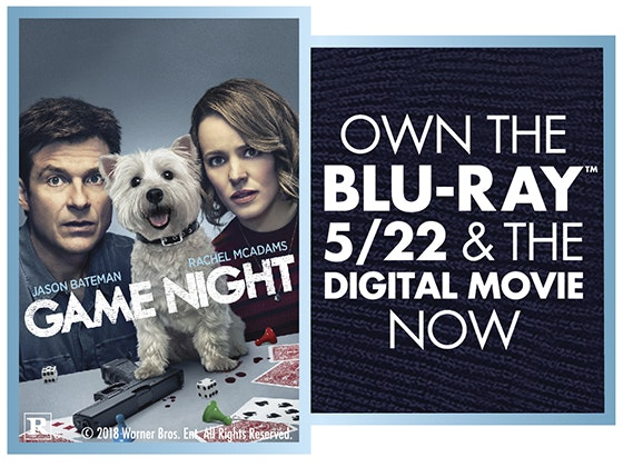 Game night movie giveaway