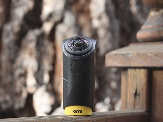 Omicam portable camera giveaway 1