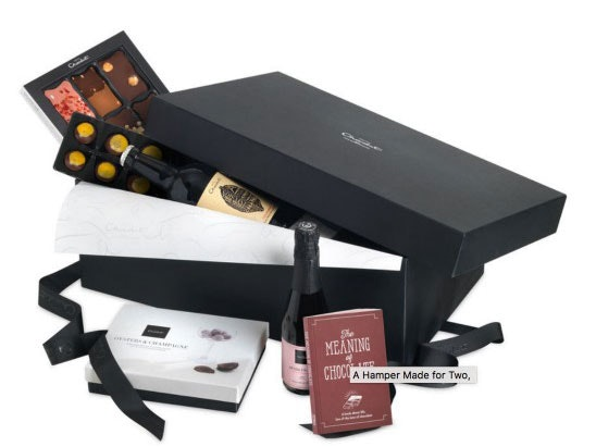 1 x chocolate hamper & 1 x DVD sweepstakes