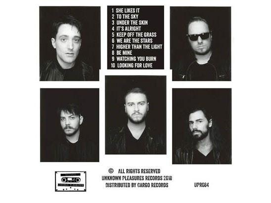 10 x copies of album sweepstakes