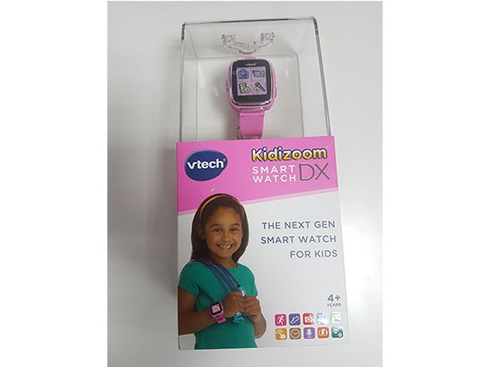 VTech Kidizoom Smart Watch sweepstakes