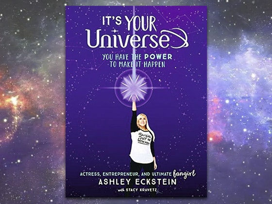 """It's Your Universe"" Book sweepstakes"