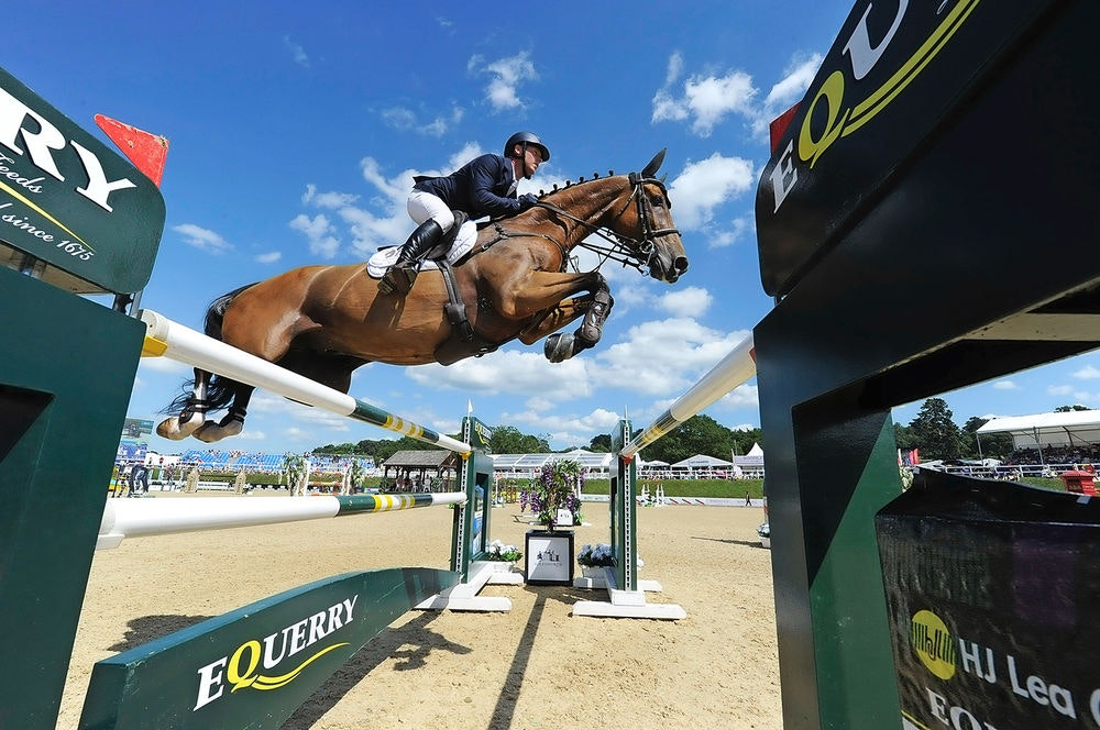 Equerry Bolesworth International  sweepstakes