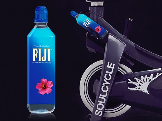 FIJI Waters and a SoulCycle Class sweepstakes