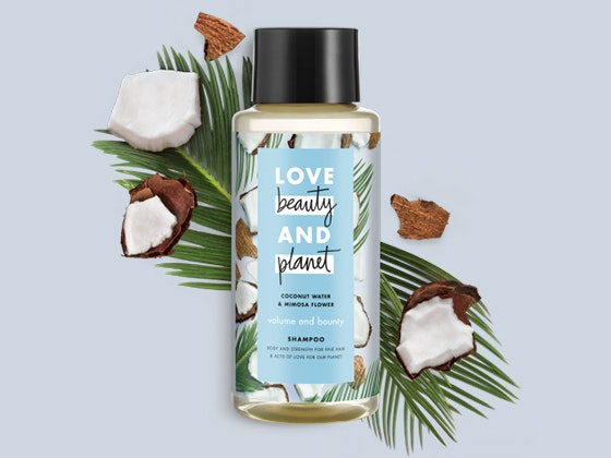 Love Beauty and Planet Prize Package sweepstakes