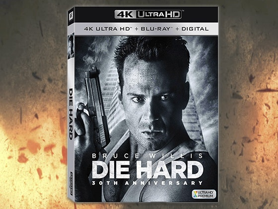 """DIE HARD"" 30th Anniversary Edition on 4K Ultra HD sweepstakes"