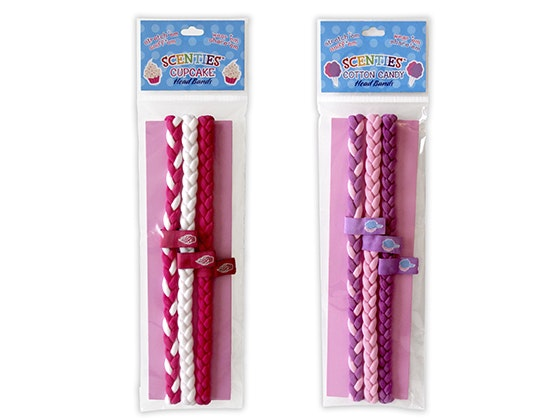 Scenties Stretch & Sniff Hair Ties and Headbands sweepstakes