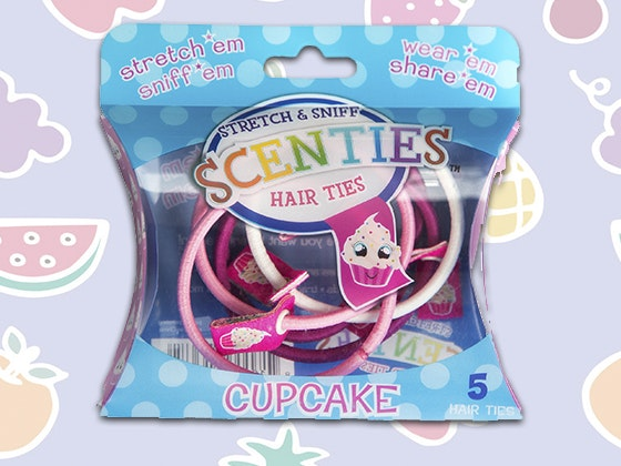 Scenties stretch n sniff hair accessories giveaway 1