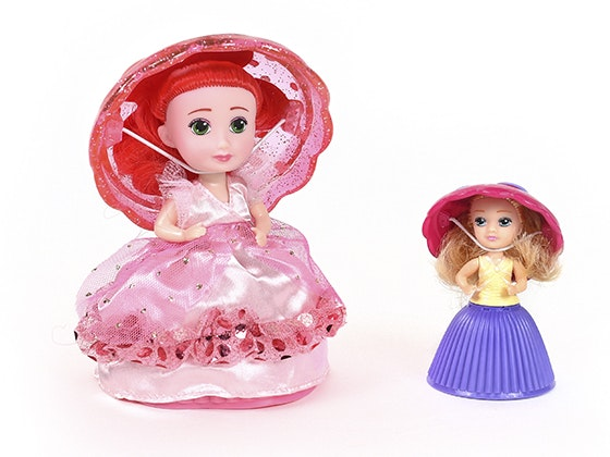 Mini Cupcake Surprise Dolls sweepstakes