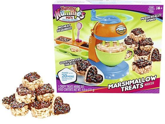 Yummy nummies marshmallow treat maker giveaway