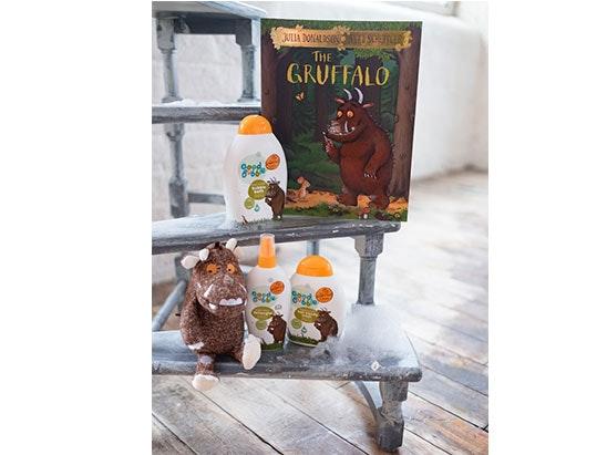 GRUFFALO GOOD BUBBLE AND NURSERY BUNDLE  sweepstakes