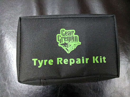 Tyre Repair Kit sweepstakes