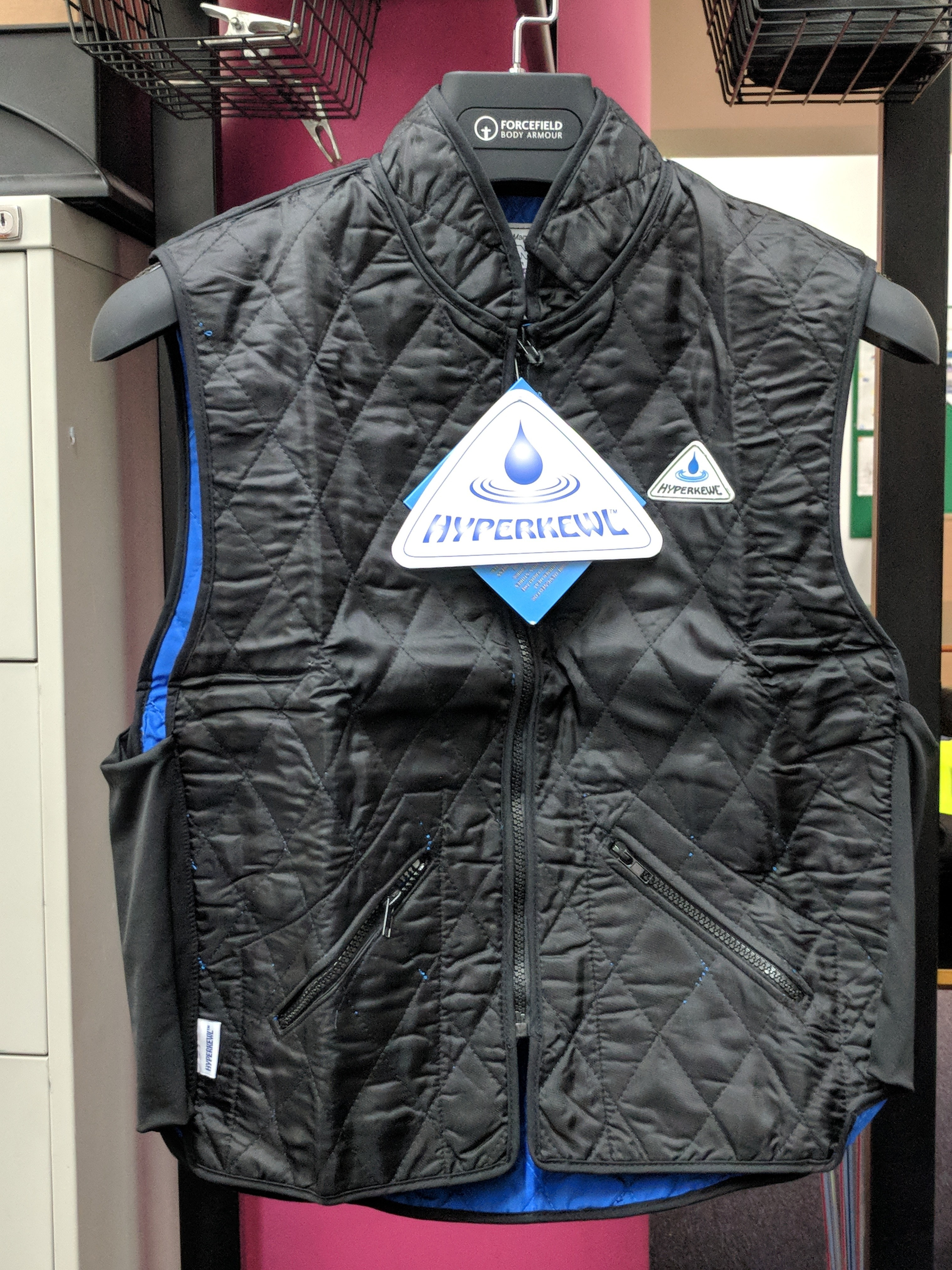 Hyperkewl Evaporative Cooling Vest sweepstakes