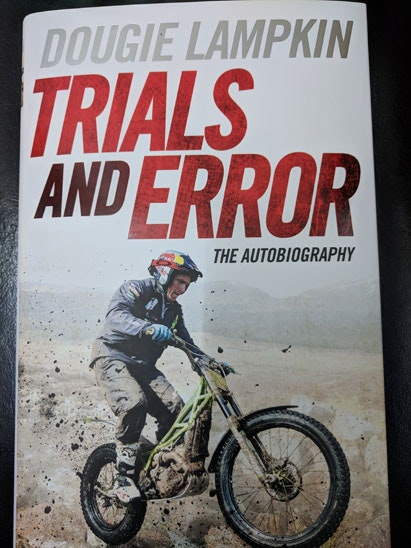 Trials & Error by Dougie Lampkin sweepstakes