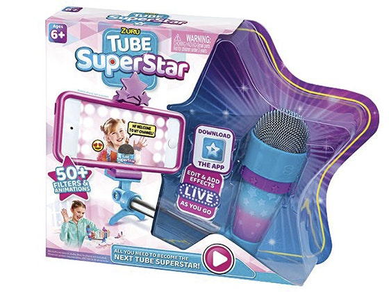 Tube Superstar Microphone sweepstakes