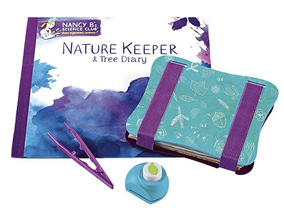 Nancy B. Science Club Nature Keeper and Tree Diary Set sweepstakes