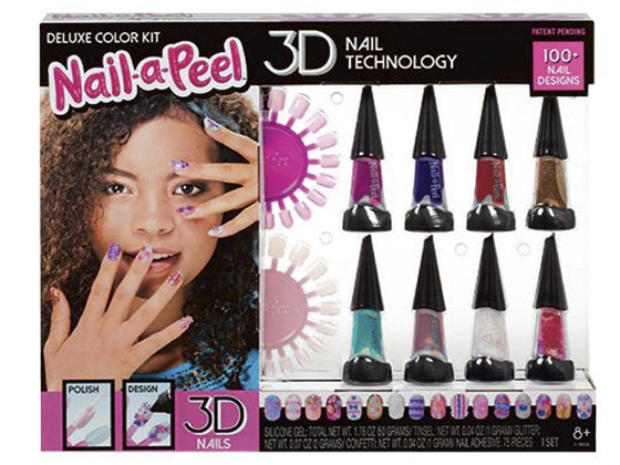 Nail-a-Peel Deluxe Color Kit sweepstakes