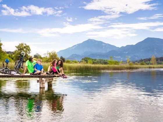 Familienglück am Klopeiner See Gewinnspiel
