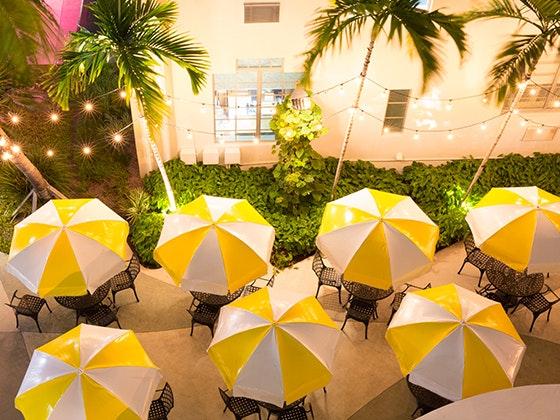 Washington Park Hotel Miami, Florida Trip sweepstakes