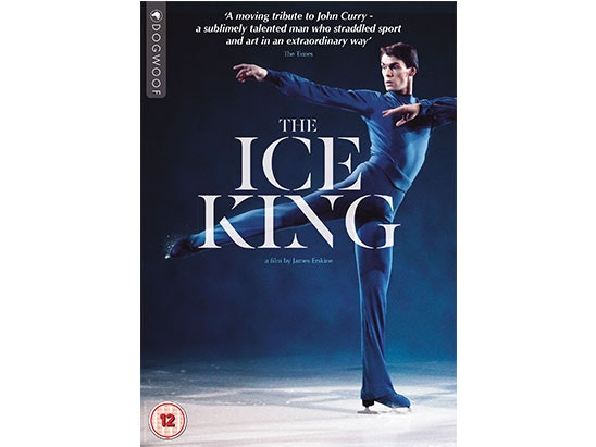 The Ice King DVD sweepstakes
