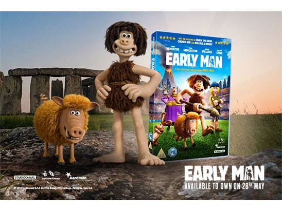 Early man 4