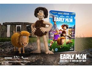 Early man 4
