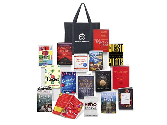 Jane bedside reading gift bag may giveaway