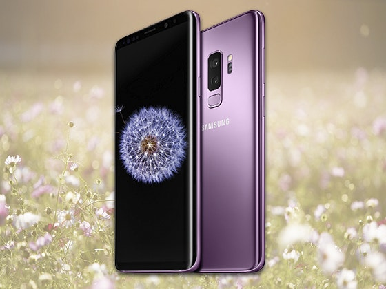 Samsung Galaxy S9+ Smartphone from Sprint sweepstakes
