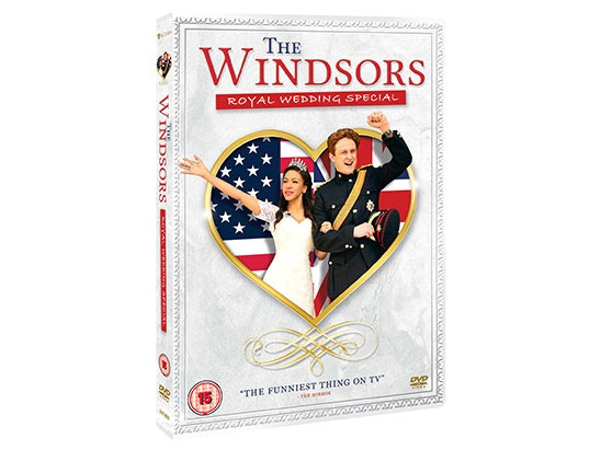 The Windsors: Royal Wedding Special sweepstakes