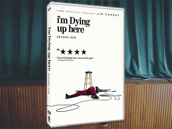 """I'm Dying Up Here: Season One"" on DVD sweepstakes"