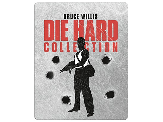 DIE HARD SPECIAL EDITION/4K BLUE-RAY GIVEAWAY sweepstakes