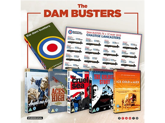 The Dam Busters sweepstakes