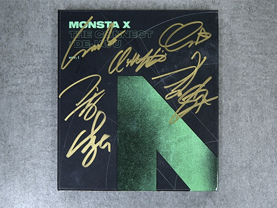 """""""The Connect: Dejavu"""" Album by Monsta X sweepstakes"""