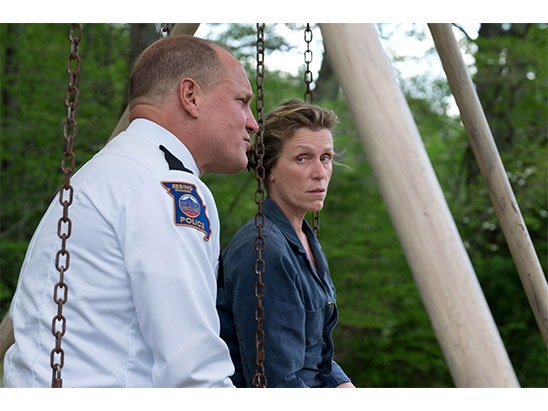 Three Billboards Outside Ebbing, Missouri sweepstakes