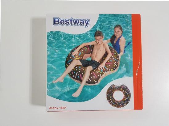doughnut pool toy sweepstakes