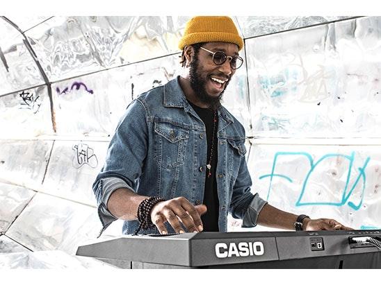 Keyboard  sweepstakes