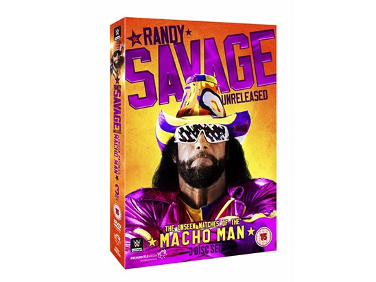 Randy Savage DVD sweepstakes